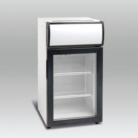 Display køleskab 50 liter