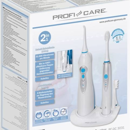 Elektrisk Tandbørste og Mundskyller